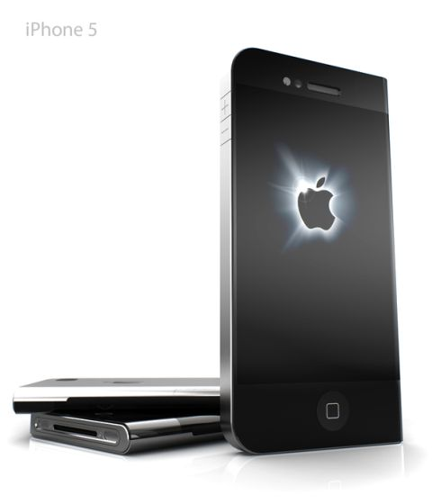 iPhone 5 Asymmetrical Concept Finally Brings a Change