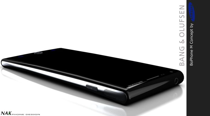 samsung bang amp olufsen smartphone looks hot concept phones