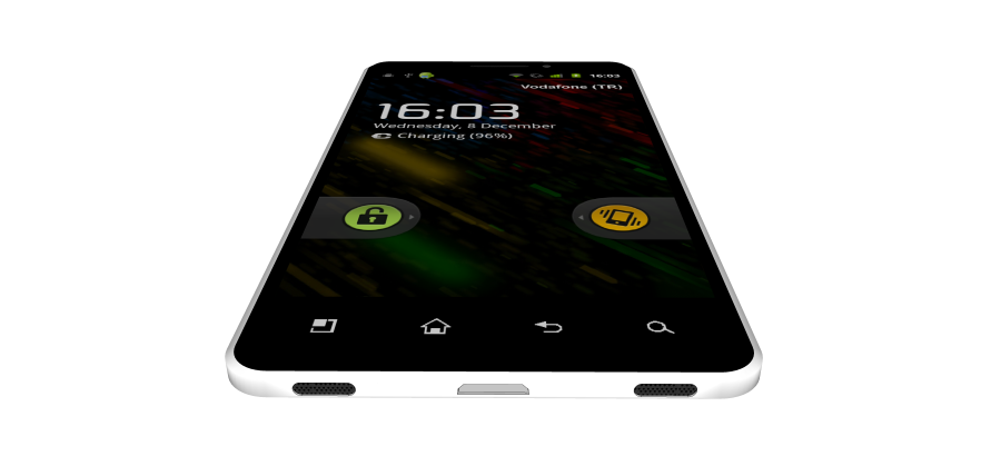 Kaymak G1 Smartphone Uses Quad Core Nvidia Processor, 720p Display