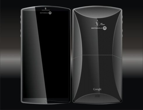 New Motorola 2011 Design Might Predict the Droid RAZRs Look