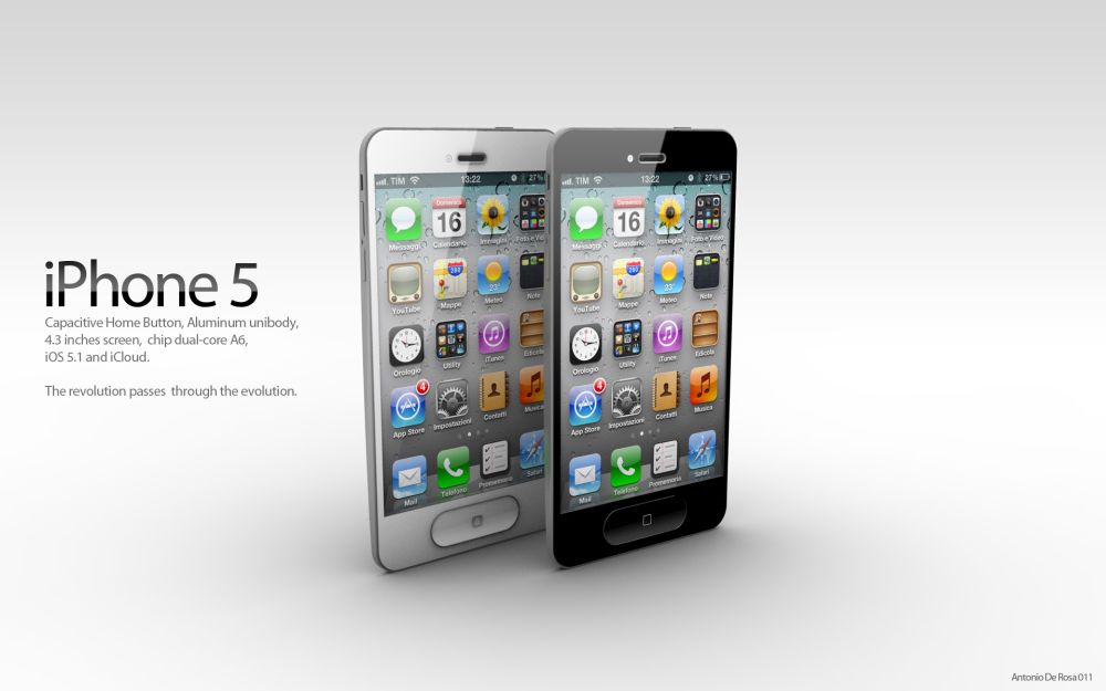iPhone5 concept ADR Studio 1 iPhone 5