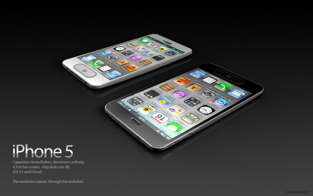 iPhone5 concept ADR Studio 4 iPhone 5