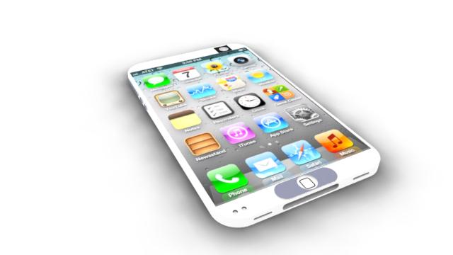iPhone 5 Concept Runs on Dual Core 1.9 GHz Samsung A8 Processor