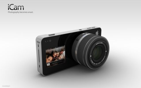 apple icam camera concept would kill all nikon, canon and