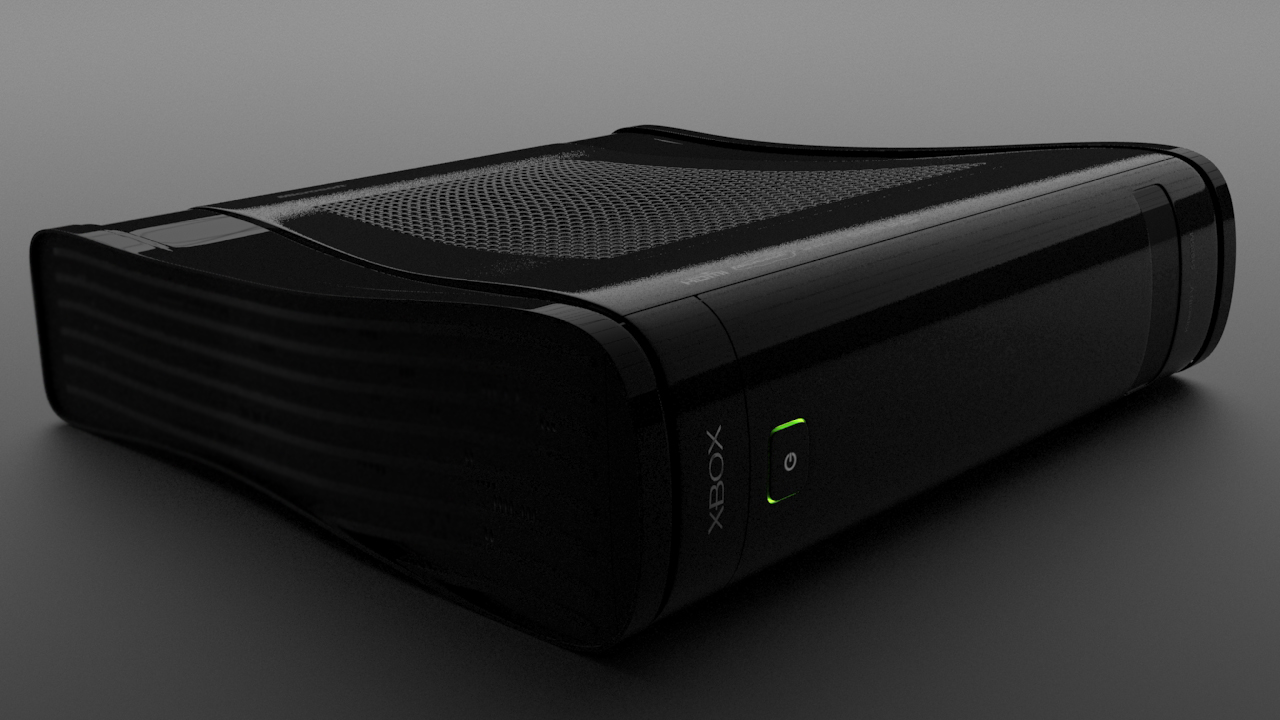 Xbox Prestige Concept Uses Second Generation Kinect Technology and 8 Core Processor