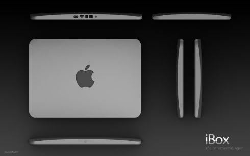 Apple iBox is Both a New 7 Inch iPad and Set Top Box