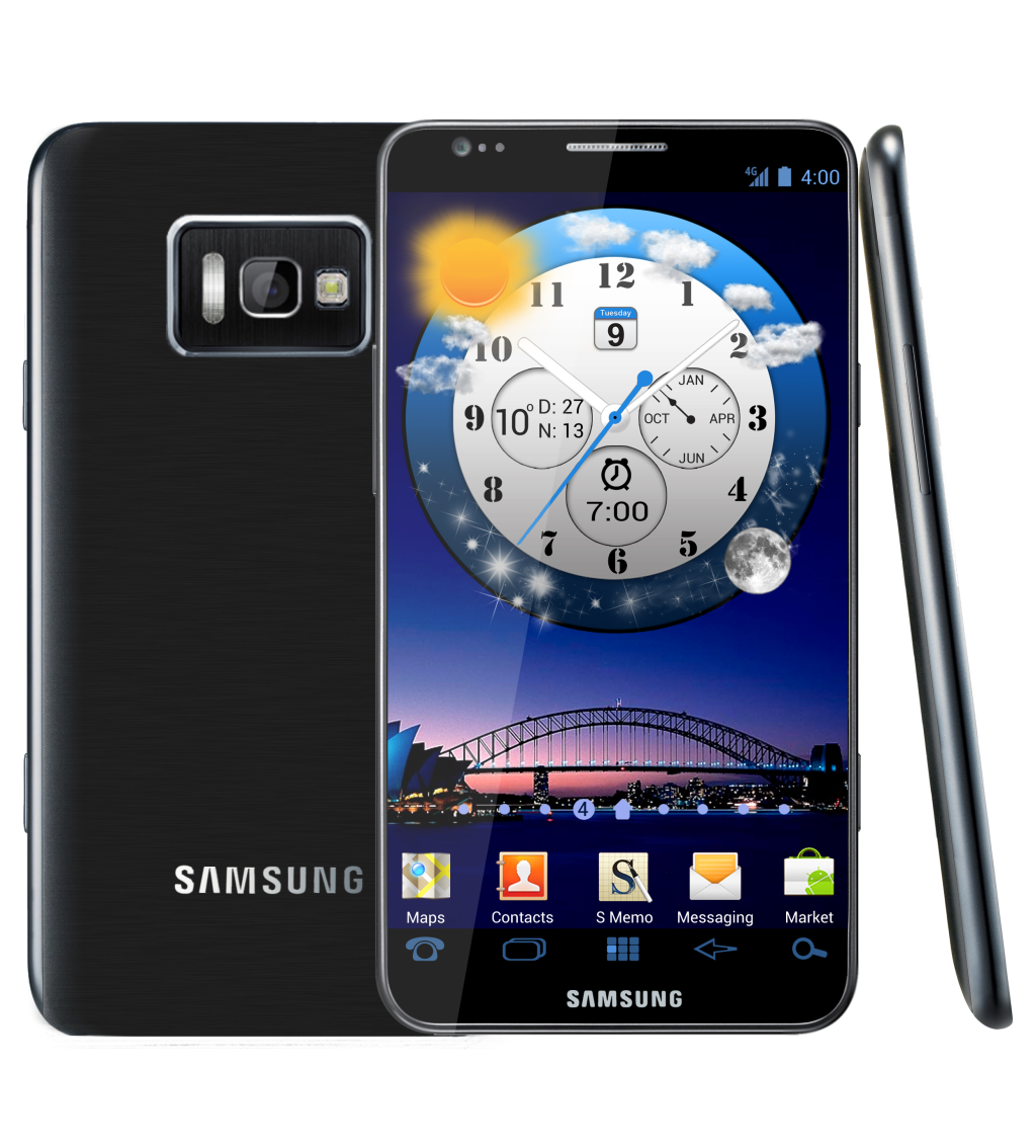 Samsung Galaxy S III Pictured in a leak From Russia! Model Number is GT I9500 (Updated!)