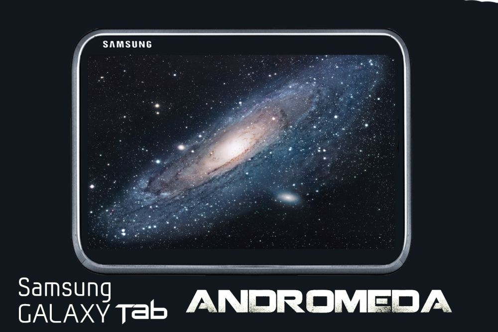 Samsung Galaxy S III Gets Fresh Design and Specs, Samsung Galaxy Tab Andromeda Tablet too