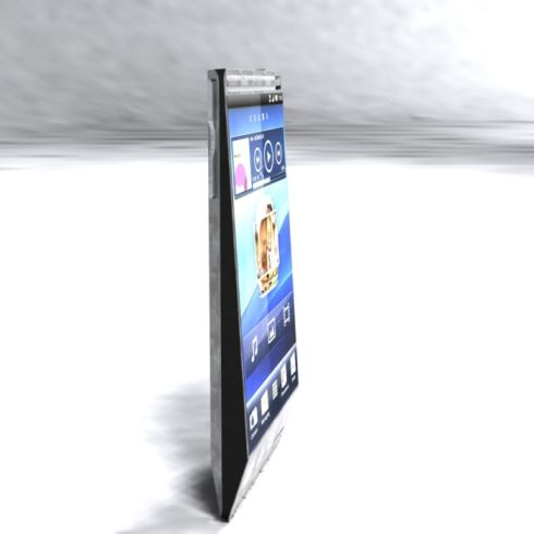 Sony Ericsson Xperia Prisma   a Monolithic Block of Technology