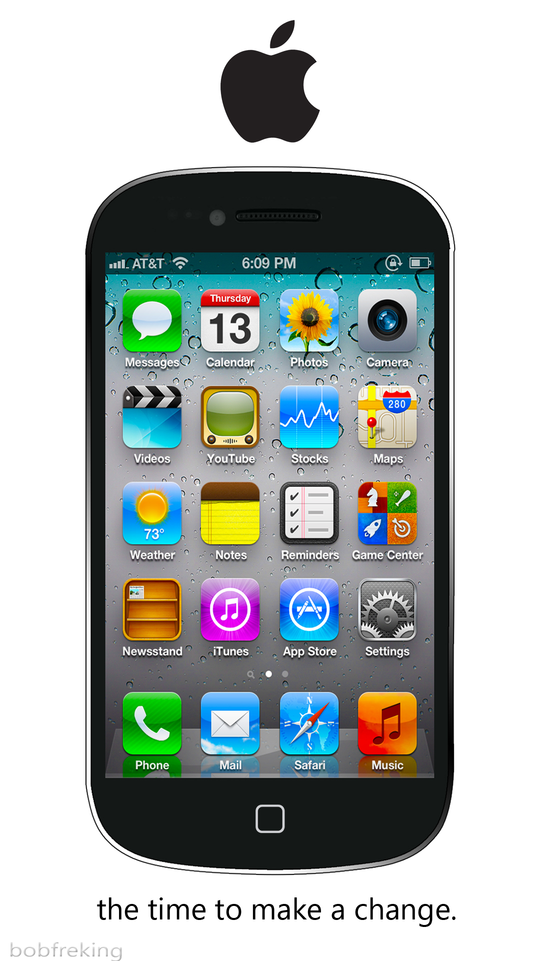 New Generation iPhone Features Quad Core CPU, New Retina Display: 1400 x 960 Pixels in Resolution