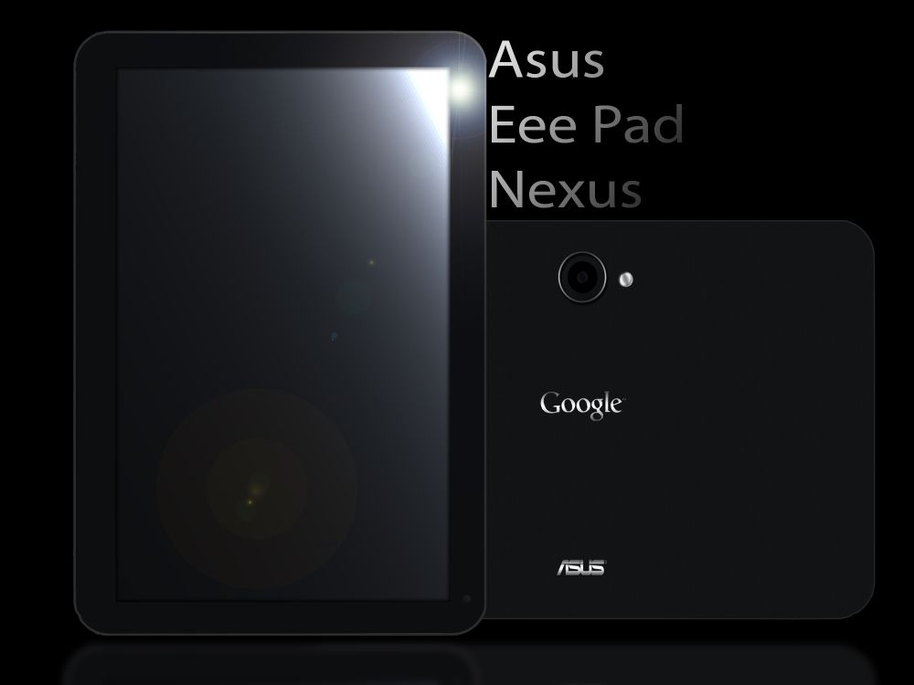 ASUS Nexus Tablet is the Google Slate That Everyones Waiting for