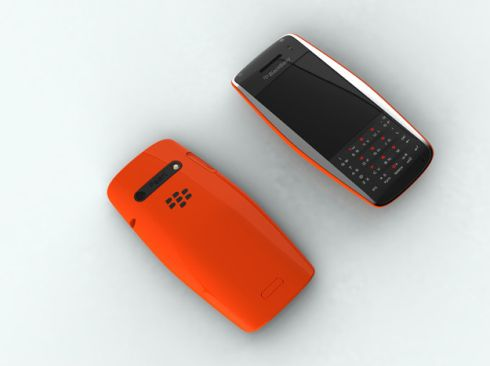 BlackBerry Urraco Concept Created by ChauhanStudio Was Supposed to Save RIM