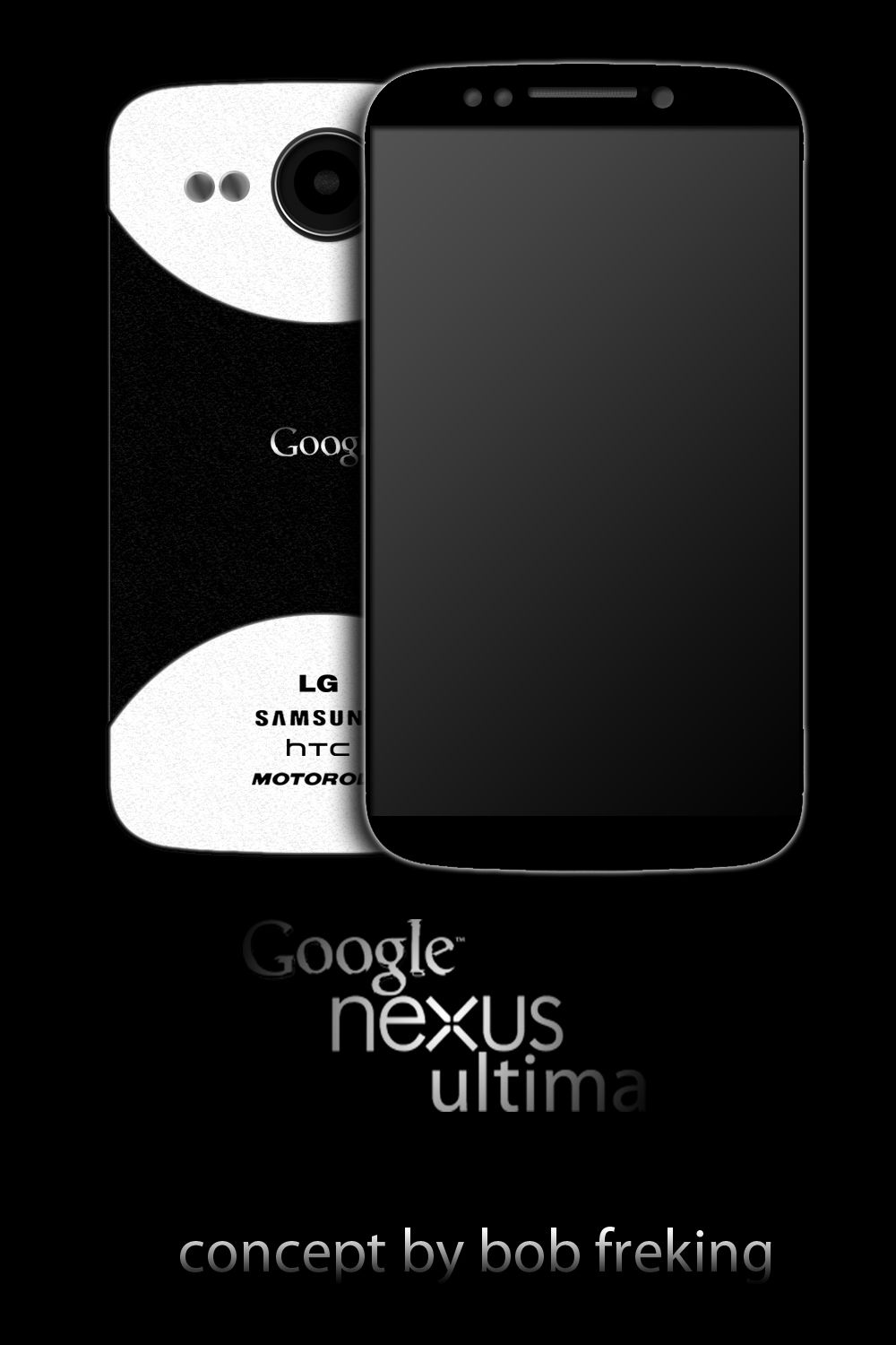 Google Nexus Ultima, the First Android Jellybean Device