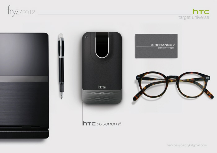 HTC Magnesium Unibody Device Uses Extra Battery Module