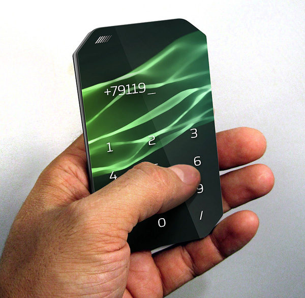 Smartphone booklet device uses nanoparticles is a disposable phone concept phones - Five smart uses of sugar ...