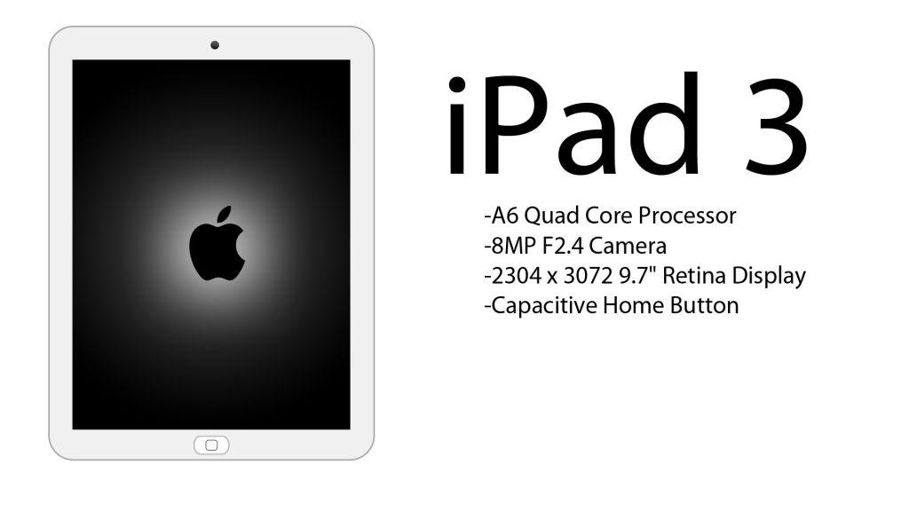 """Ipad Design Specs 2 Responses to """"ipad 3 Design"""