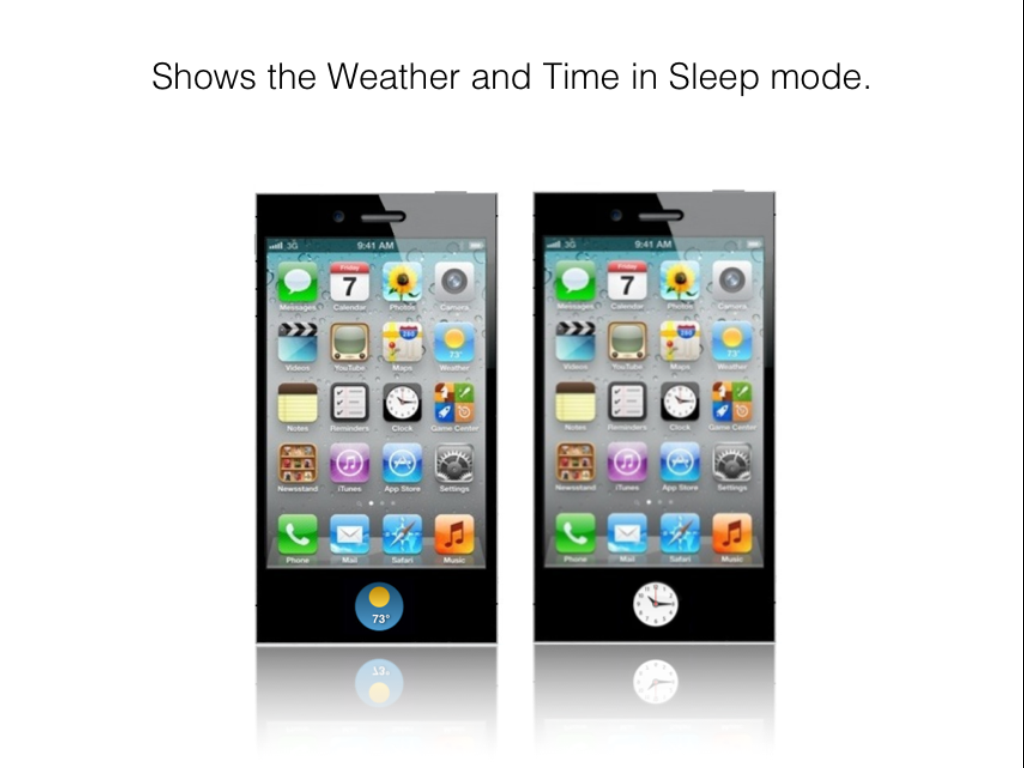 iPhone 5 Design Uses a Touch Home Button With Switchable Features (Video)