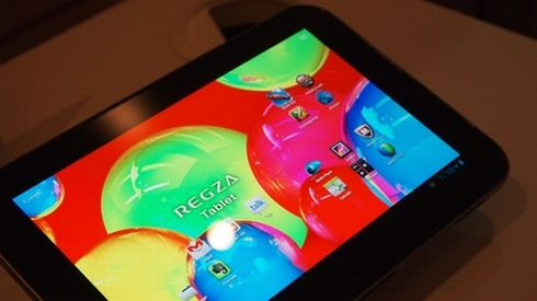 Toshiba Tablet Concepts Include a 13.3 Inch Quad Core Windows 8 Unit, 7.7 Inch AMOLED Slate