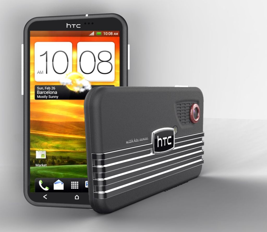 HTC Vintage, a Phone for Hipsters That Borrows the Look of a Radio From the Sixties
