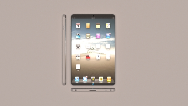 Apple iPad Mini Design, Specs and Priced Imagined by Justin Quinn