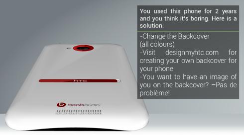 HTC One H Nvidia Tegra 4 Phone Has a 1080p Display