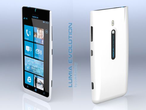Nokia Lumia Evolution Concept New Pictures, Plus Fresh Lumia Elements Phone!