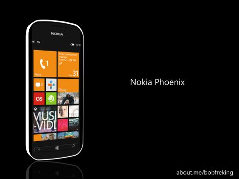 Nokia Phoenix review photo