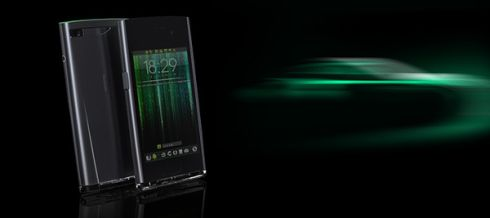 Aston Martin Smartphone is All Glass and Metal