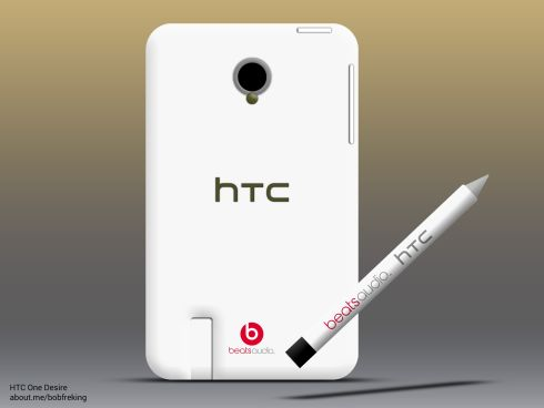 HTC One Desire is a HTC Flyer Successor, a 7 Inch Beats Audio Tablet