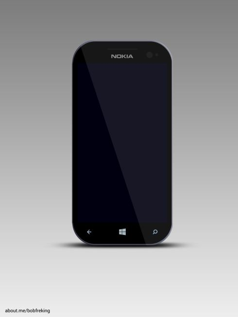 Nokia Lumia X is Also a Portable Xbox Phone