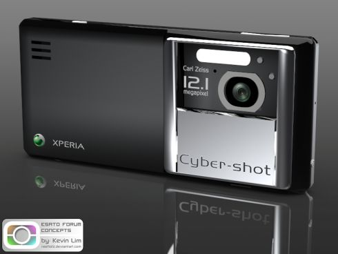 Sony CX Concept, the Rebirth of the Cyber shot