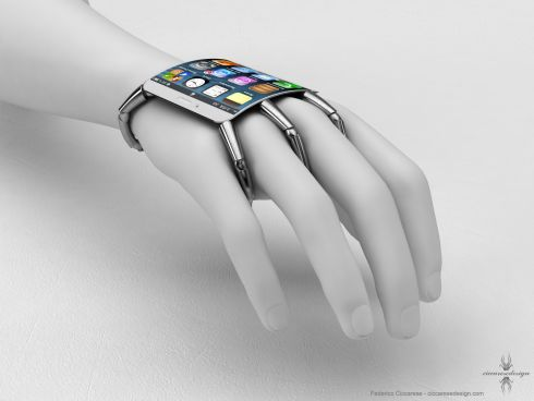 iPhone 5 Bracelet Looks Out of this World