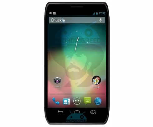 Chuck Norris Android Phone Has Ridiculous Specs: 12 Gigapixel Camera, 8 GB of RAM, Infinite Storage (Fun)