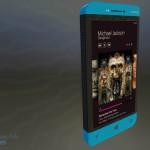 Nokia Lumia 815 Music Phone is Asymmetrical, Uses Dual Core CPU to Run Windows Phone 8