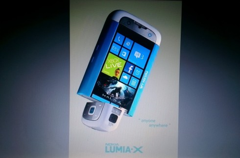 [Exclusive]Nokia Lumia X Windows Phone 8 Device Launching in September, Supposedly Its Real