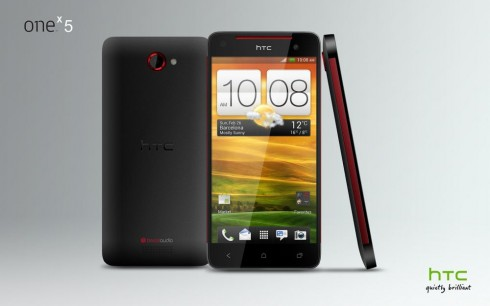 HTC 5 Inch Phablet Now Dubbed One X 5 in New Concept