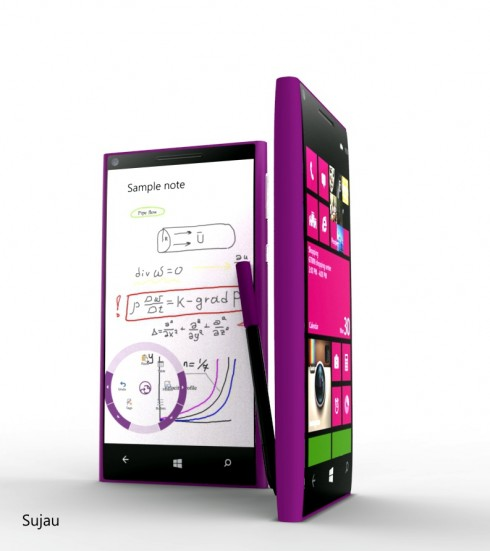 NOKIA Lumia Phablets Series with WP8 - Rumor