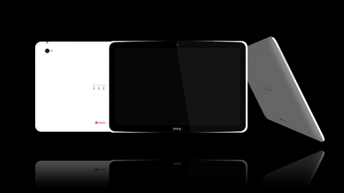 HTC hTab Tablet Concept Has 14 Inch Full HD Display, 8 MP ImageSense Camera