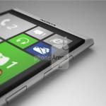 Nokia Lumia FX800 Concept by Vilim  Plužarić Has a Titanium Unibody Design
