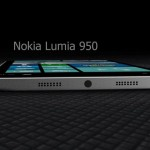 Nokia Lumia 950 Atlantis Designed by Rahul Sharma Features Quad Core CPU, 4.8 Inch Display