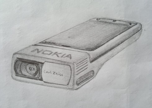 Nokia Lumia Portable Video Projector is Actually a Good Idea