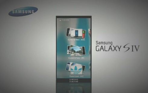 Samsung Galaxy S IV Render Comes From Romania, Seems Cut Out of Galaxy S III