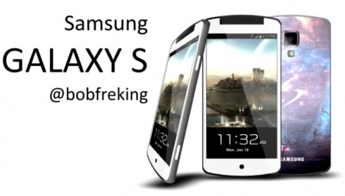 Samsung Galaxy S4 is Here! Your Suggestions and Comments Were Turned into a Mockup by Bob Freking! (Video)