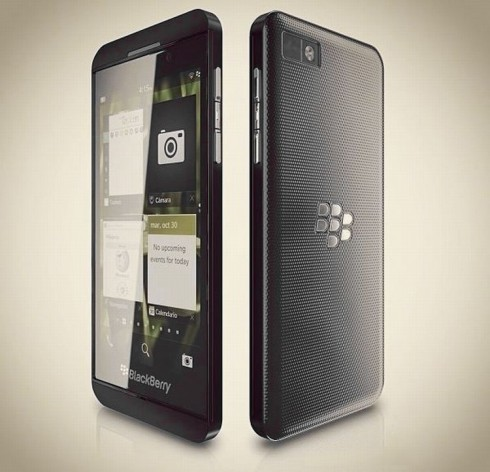 BlackBerry Z10 Gets Press Renders Ahead of Launch, Done by Martin Hajek