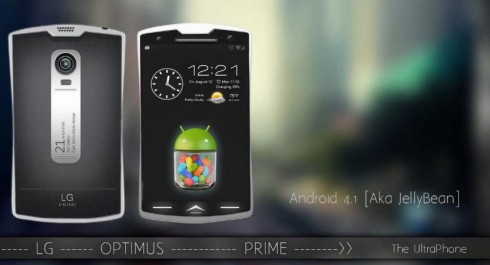 LG Optimus Prime is Everything that the Galaxy S III Could Have Been (Video)