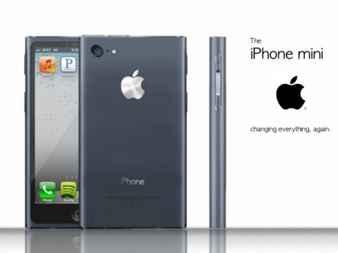 iPhone Mini Concept Features Apple A7 Processor, Retina Display, iOS 7