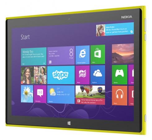 Nokia Lumia 1625 Nokia Lumia Pad Tablet is