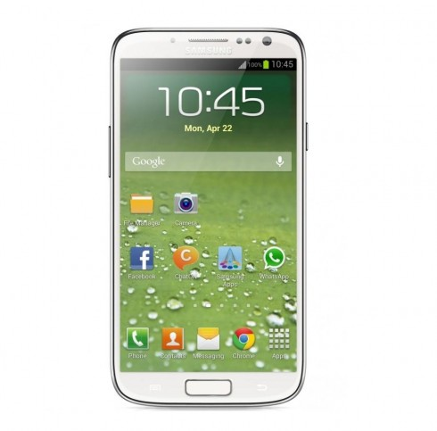 Samsung Galaxy S4 Supposedly Official Image Surfaces