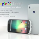 Google XPhone Concept Design Created by Jason Chen (Video)