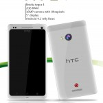HTC M7 Tegra 4 Render is Fancy